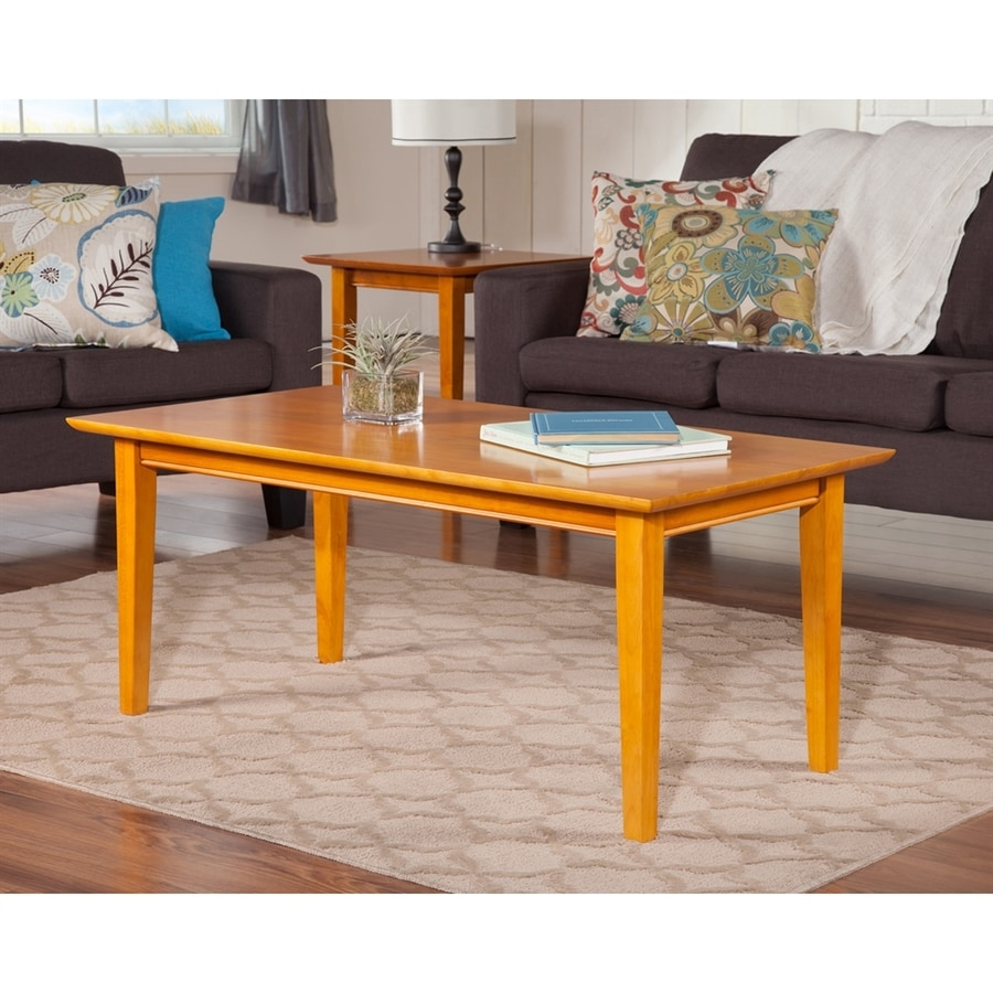 Atlantic Furniture Shaker Coffee Table