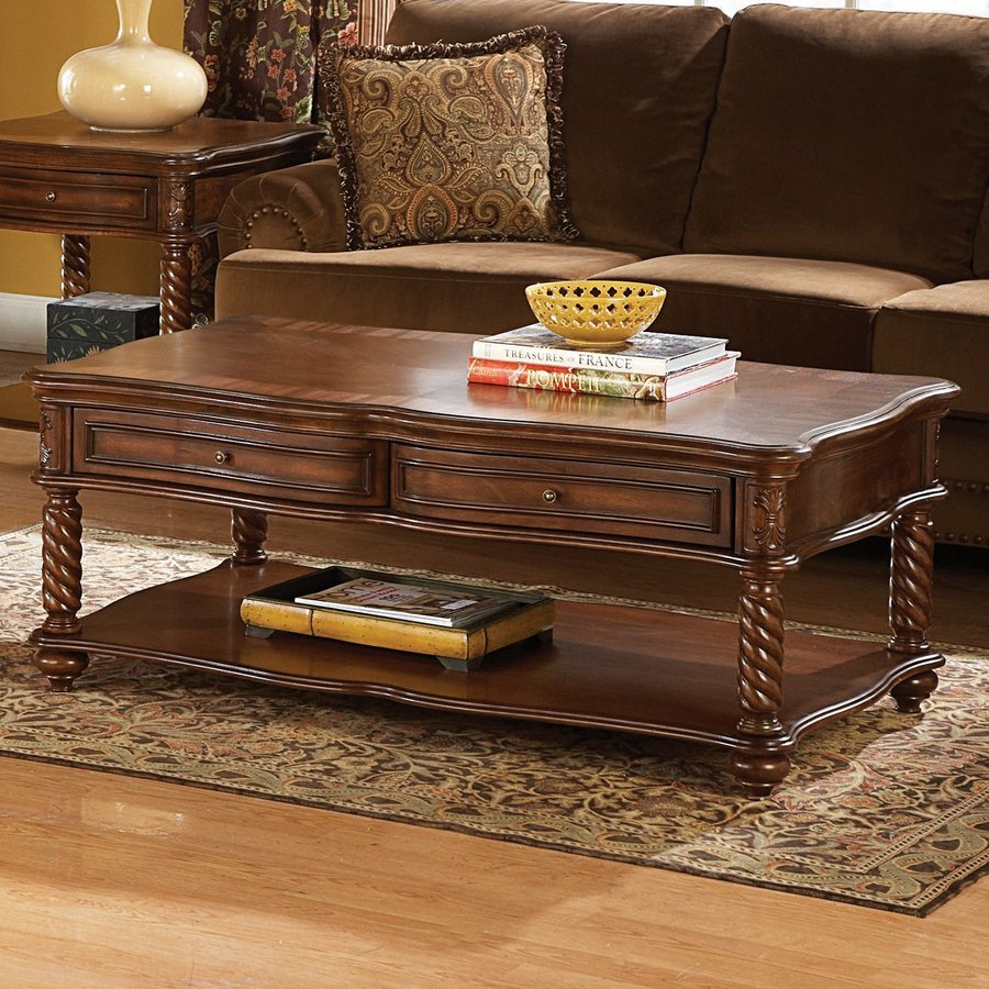 Homelegance Trammel Coffee Table