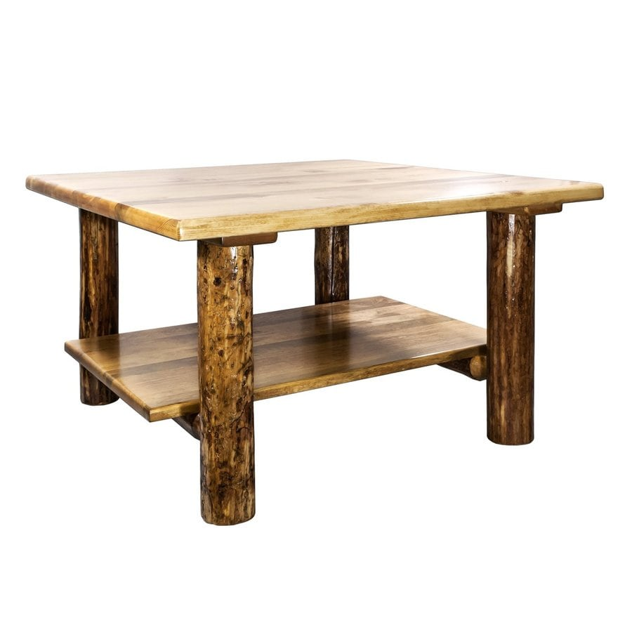 Montana Woodworks Glacier Country Pine Coffee Table