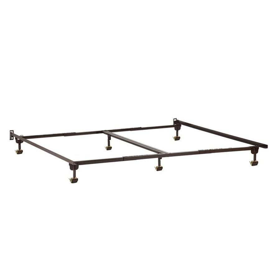 Atlantic Furniture Black Bed Frame