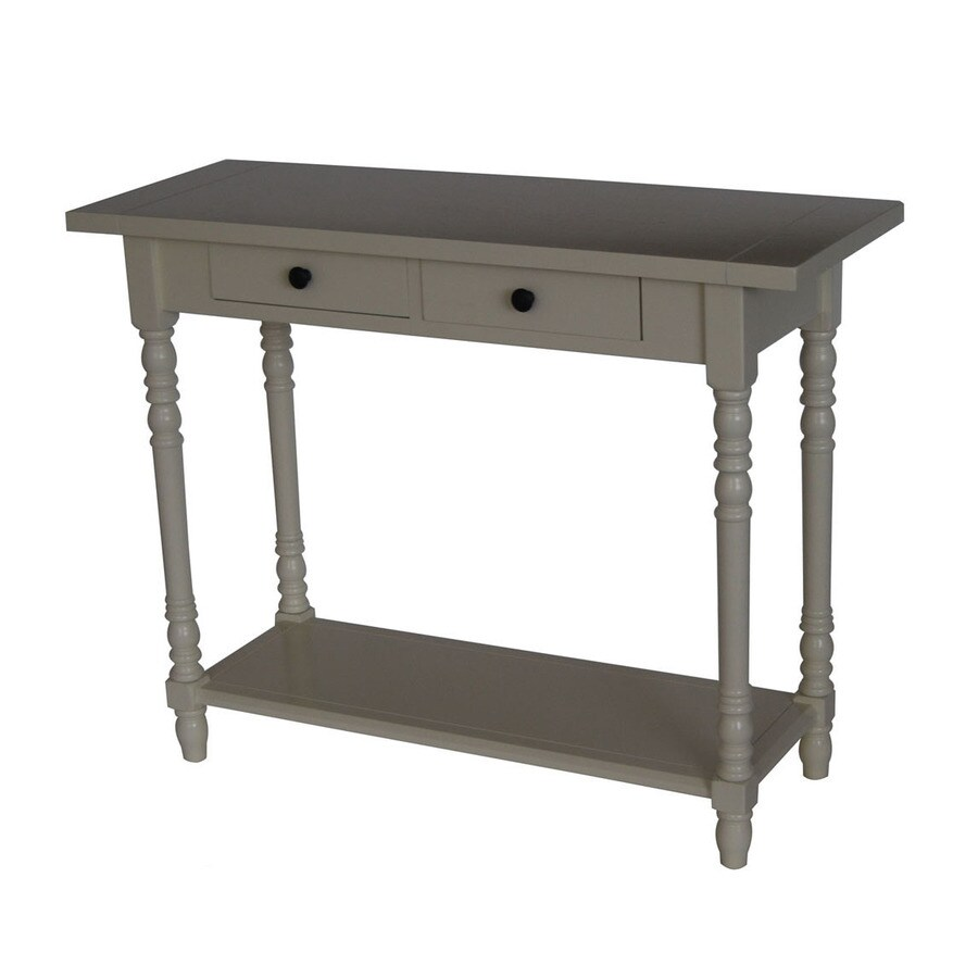 Foyer Table Lowes : Shop d concepts simple simplicity console table at lowes