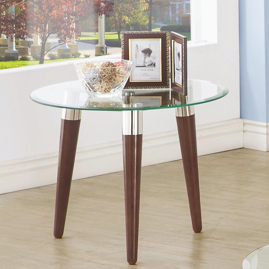 Coaster Fine Furniture Oak End Table