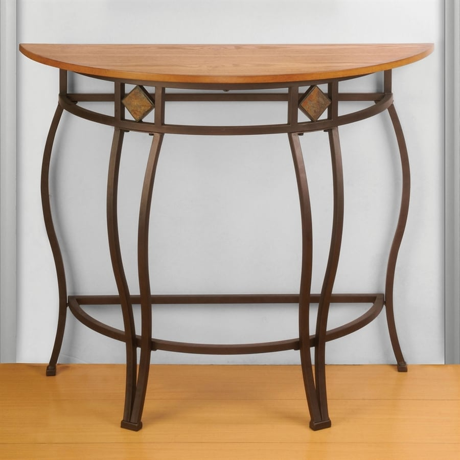 Hillsdale Furniture Lakeview Oak Console Table