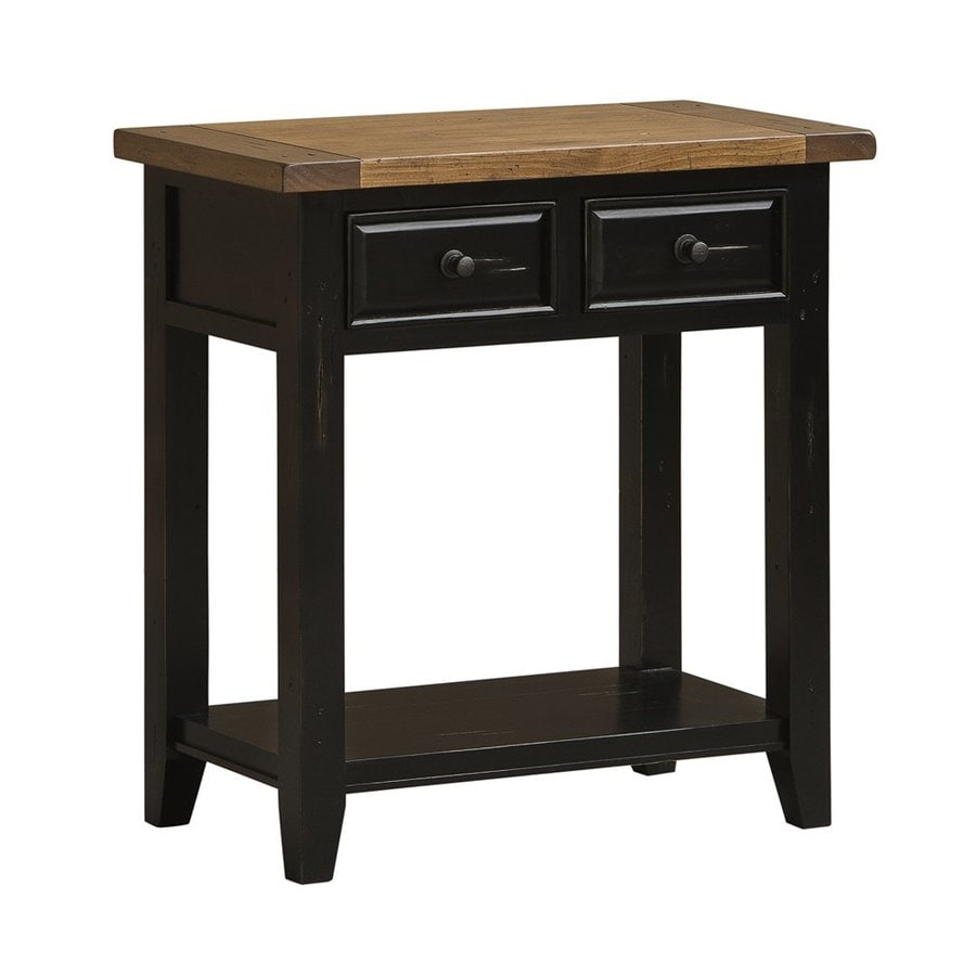 Hillsdale Furniture Tuscan Retreat Pine Console Table