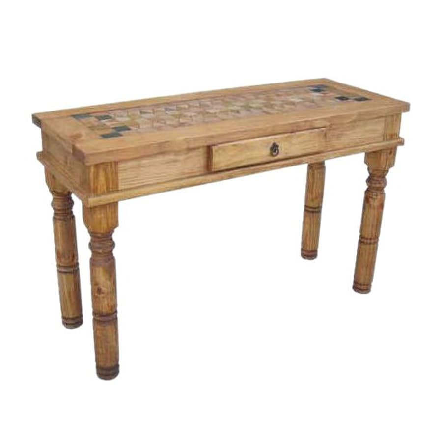 Million Dollar Rustic Pine Sofa Table