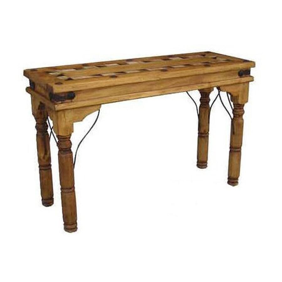 Million Dollar Rustic Pine Sofa Table