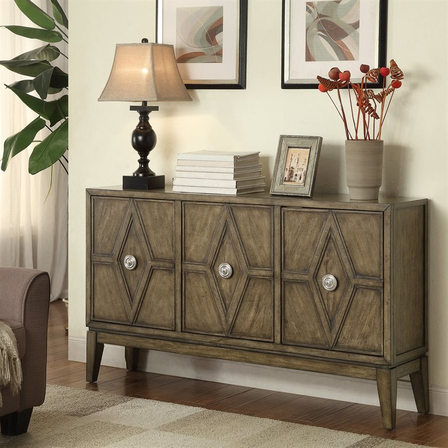 Coast to Coast Kire Burnished Parchment Sideboard