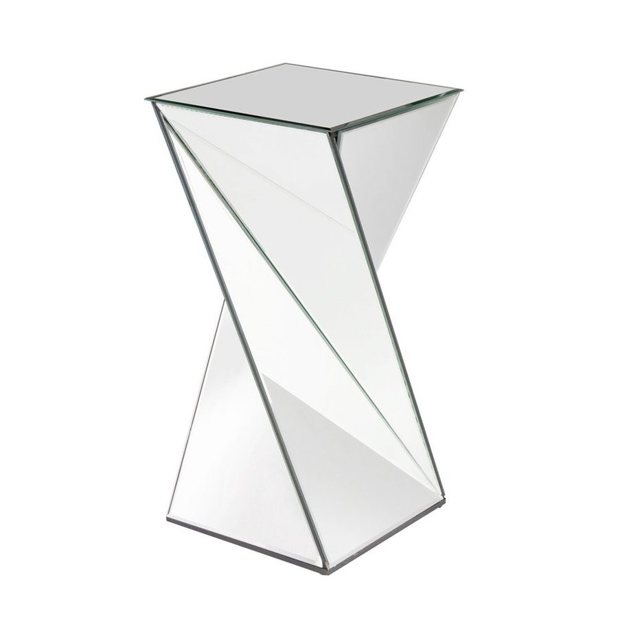 Tyler Dillon Mirrored End Table
