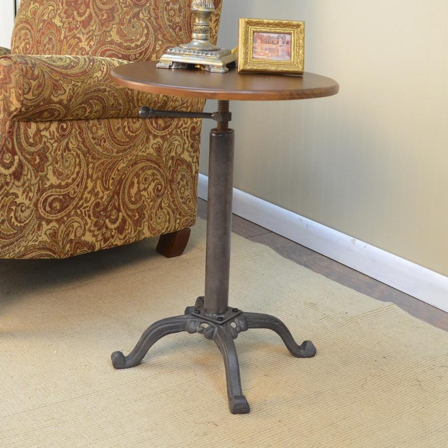 CAROLINA COTTAGE Colton Chestnut End Table