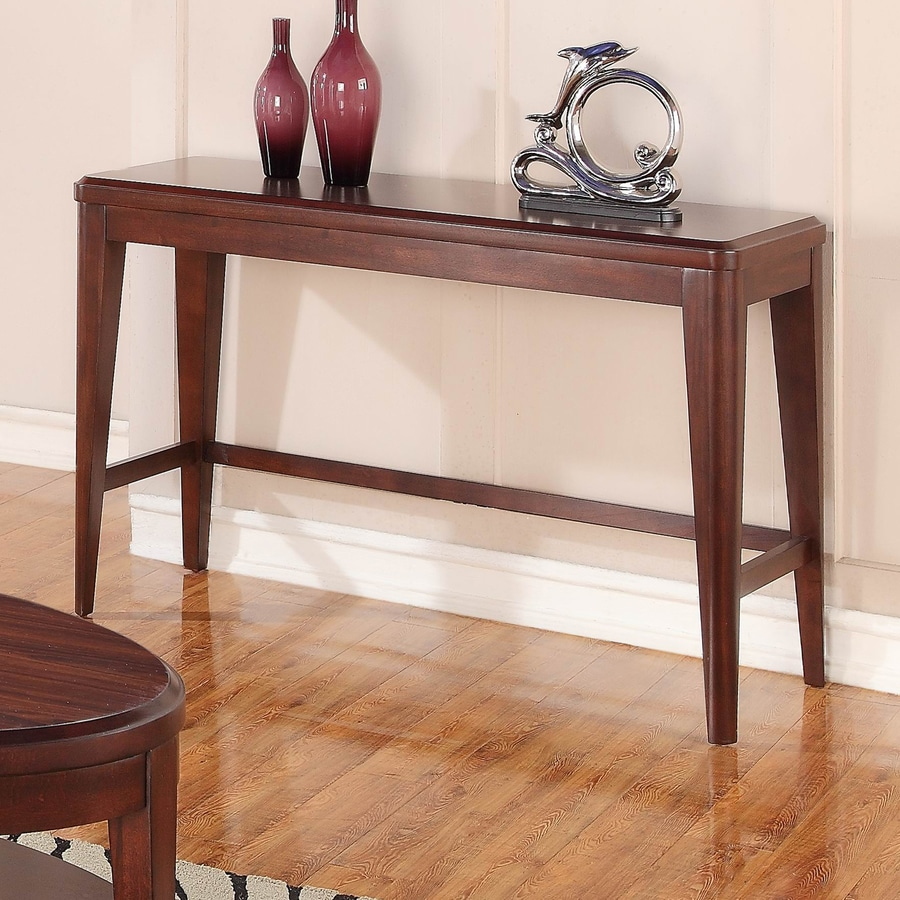 Homelegance Beaumont Rubberwood Sofa Table