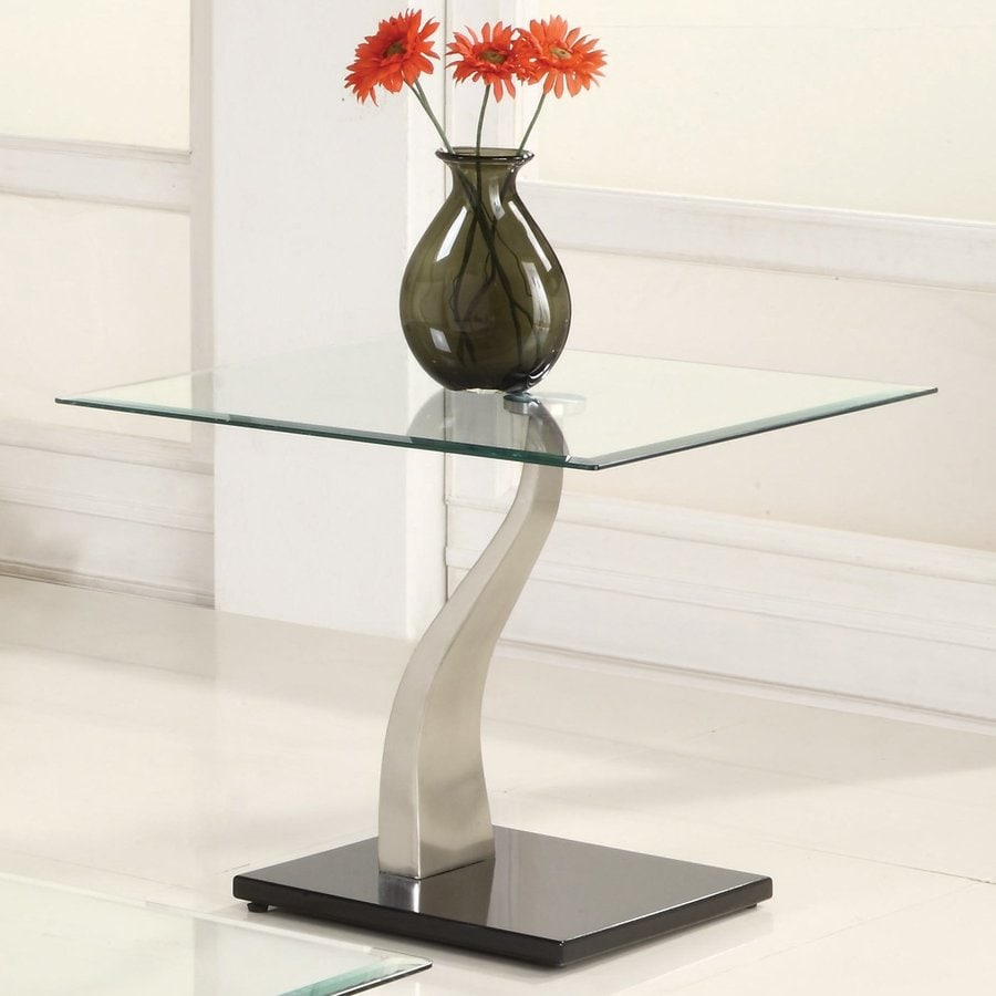 Homelegance Atkins Black End Table