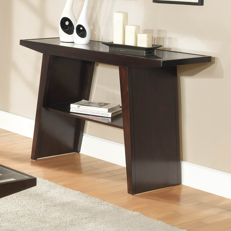 Homelegance Cullum Rubberwood Sofa Table