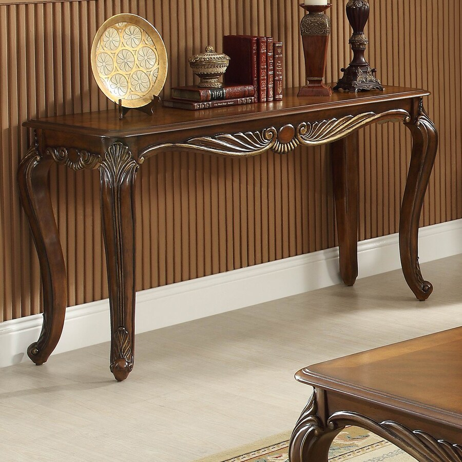 Homelegance Lambeth II Poplar Sofa Table