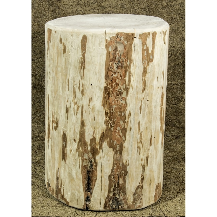 Montana Woodworks Montana Natural Pine End Table