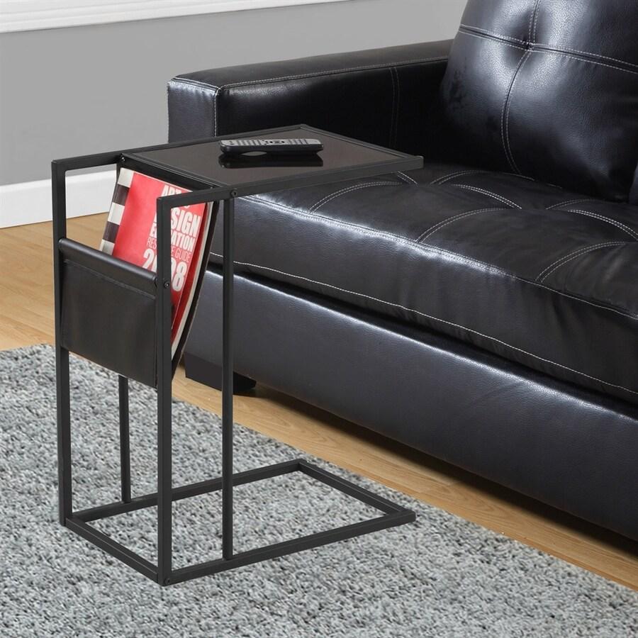Monarch Specialties Black End Table