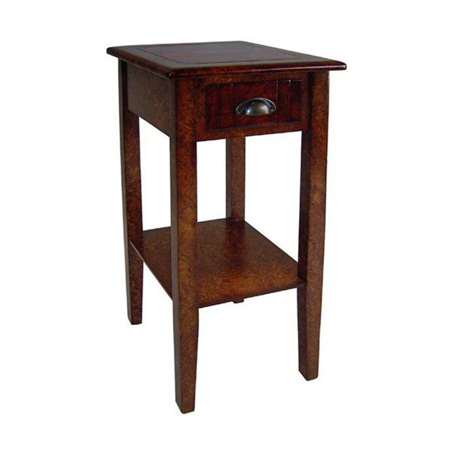Cheung's Brown End Table