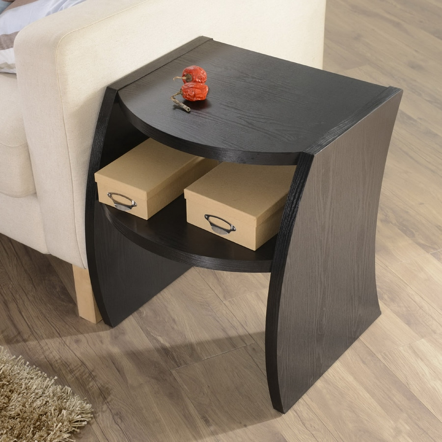 Enitial Lab Onix Black End Table