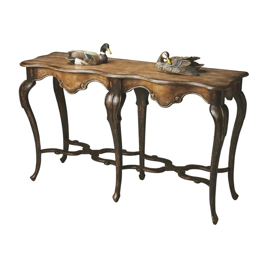 Butler Specialty Artistsu0027 Originals Old Spanish Mission Console Table