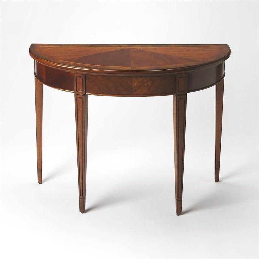 Butler Specialty Masterpiece Hampton Olive Ash Burl Console Table