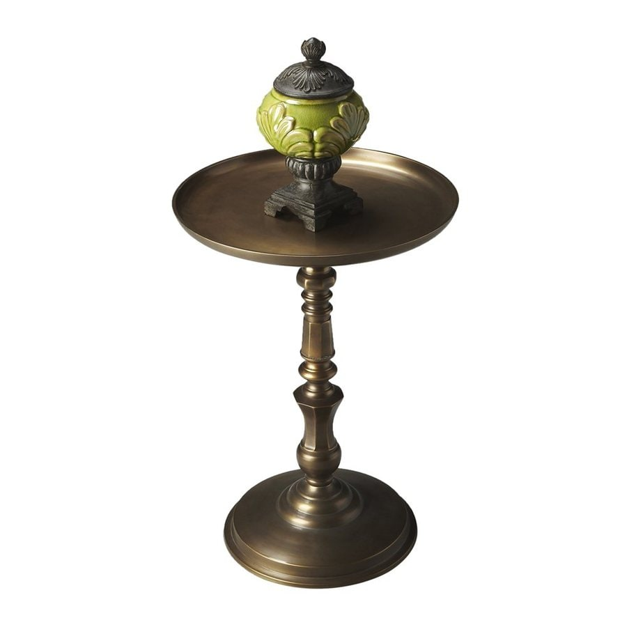 Butler Specialty Metalworks Bronze-Toned End Table