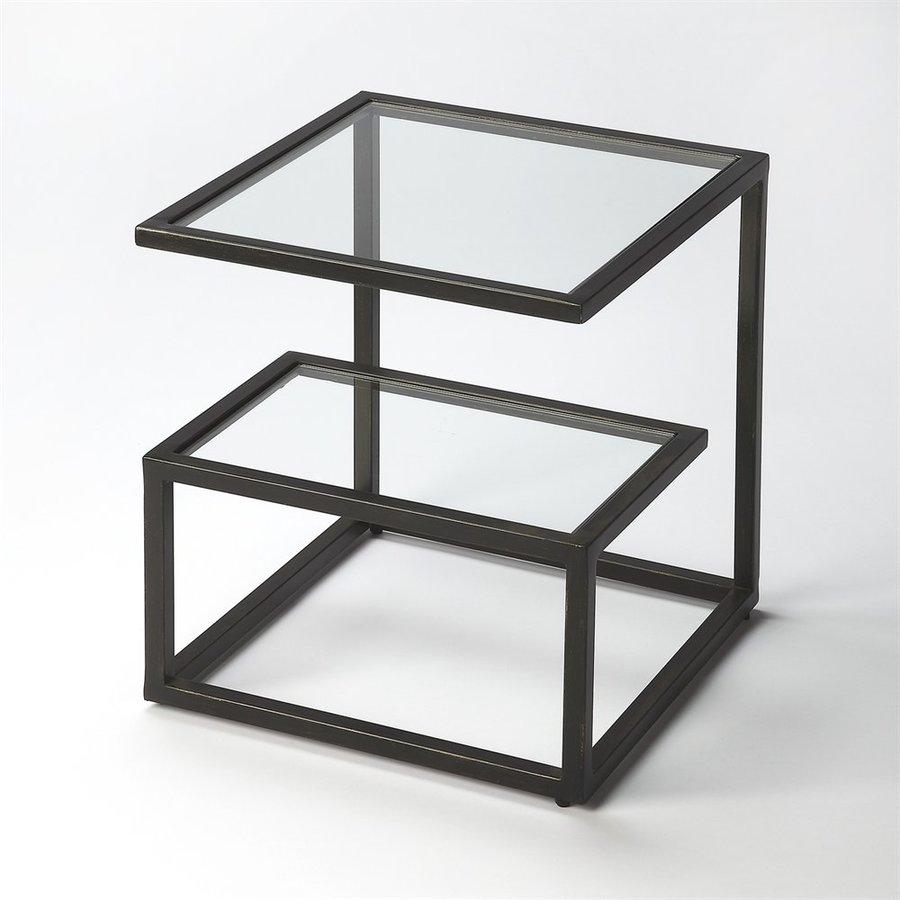 Butler Specialty Metalworks Black End Table