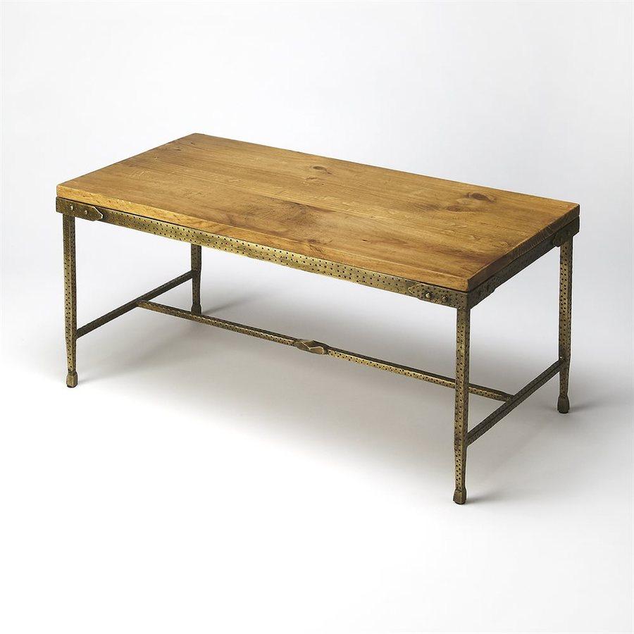 Butler Specialty Gratton Pine Coffee Table