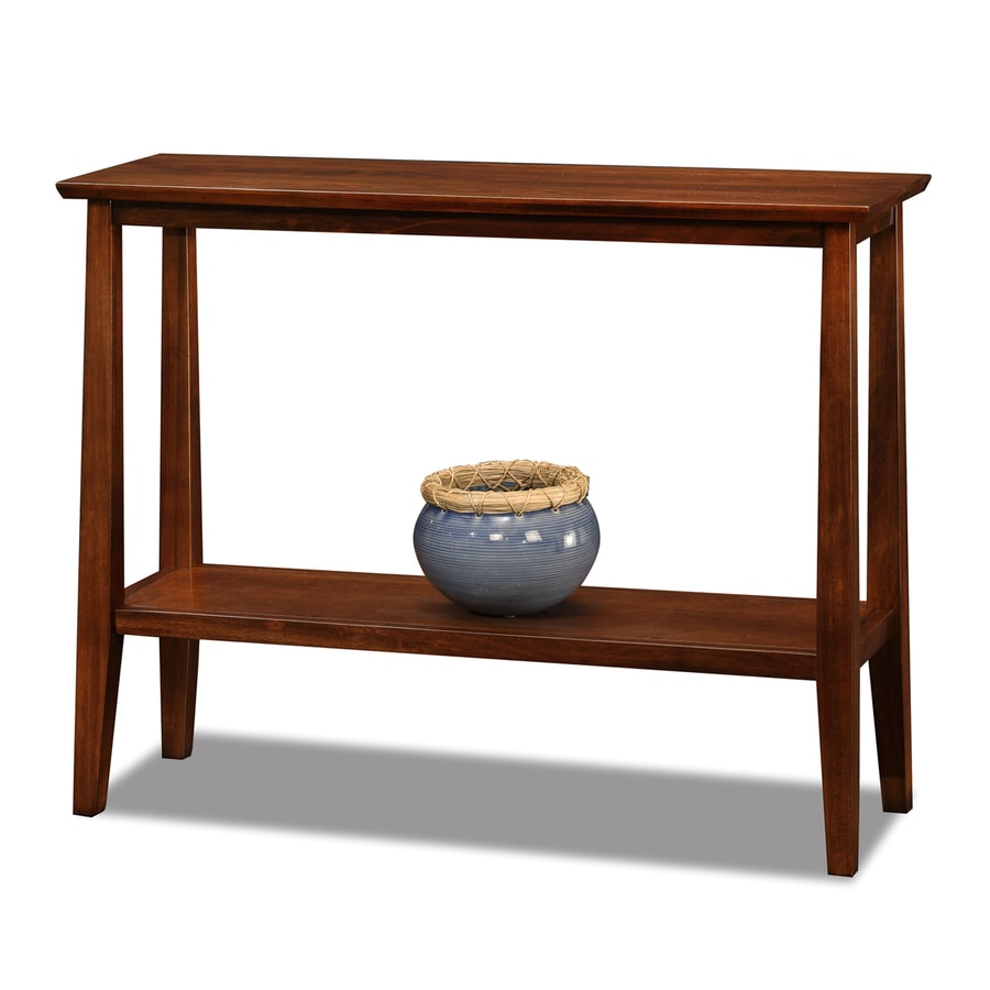 Foyer Table Lowes : Shop leick delton sienna console table at lowes