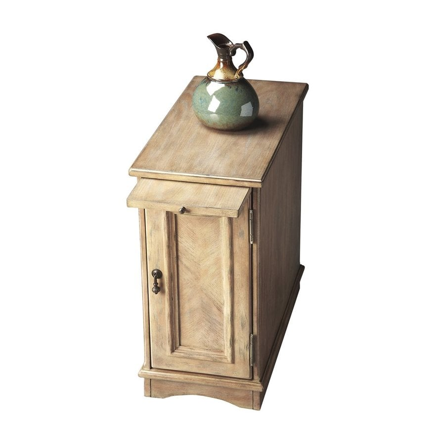 Butler Specialty Masterpiece Driftwood Oak End Table