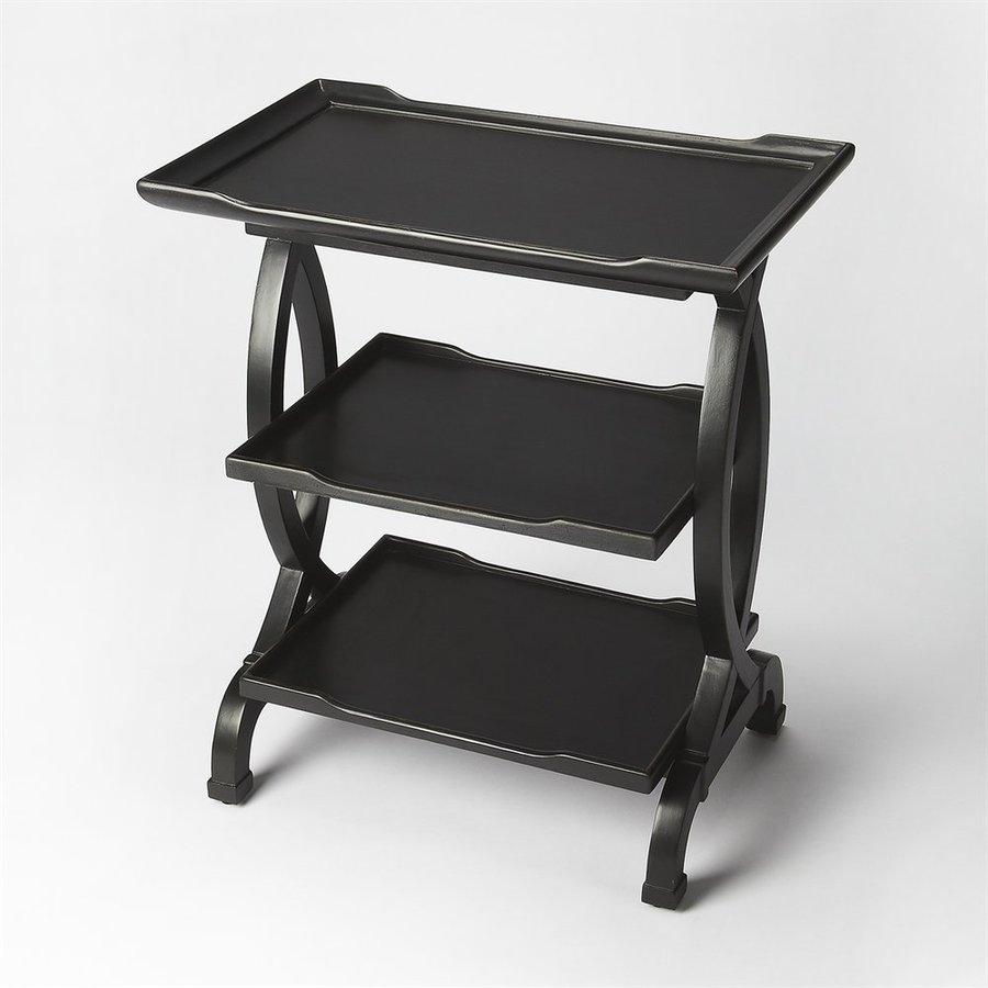 Butler Specialty Butler Loft Black Licorice Poplar End Table
