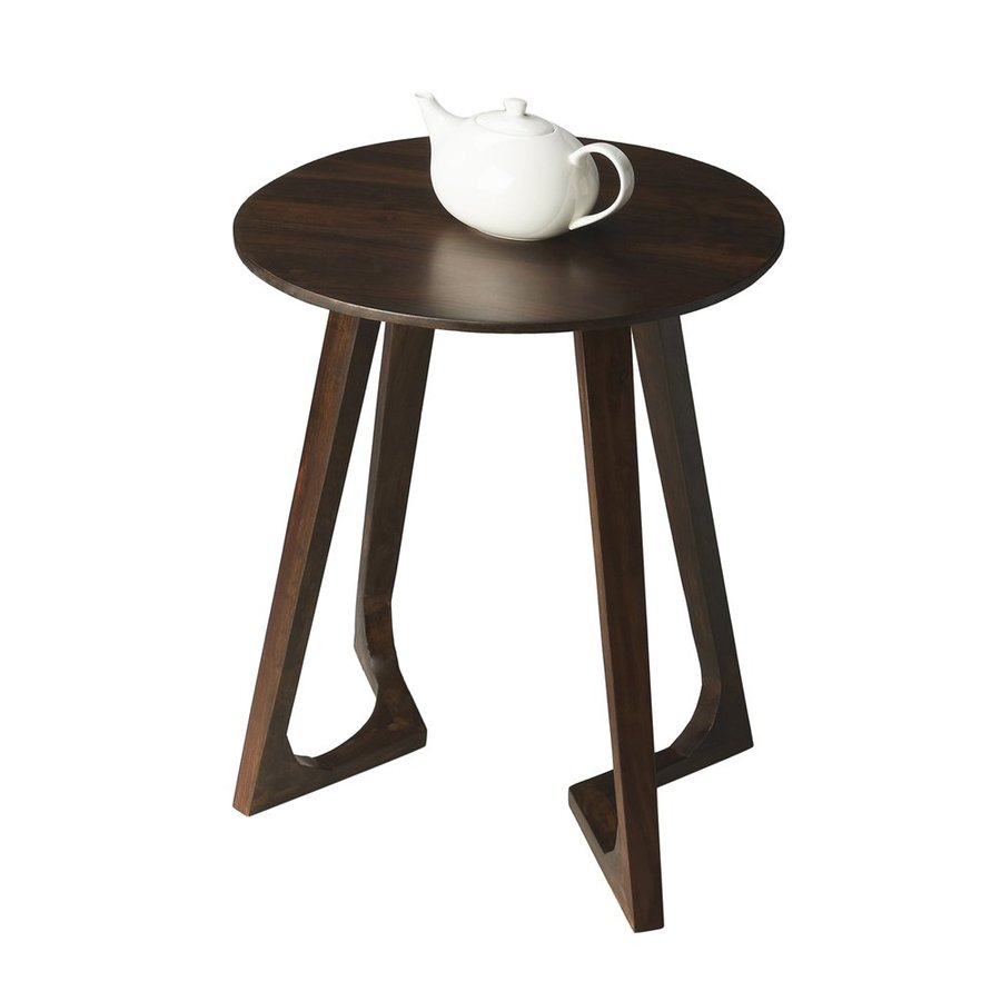 Butler Specialty Butler Loft Espresso Sheesham End Table