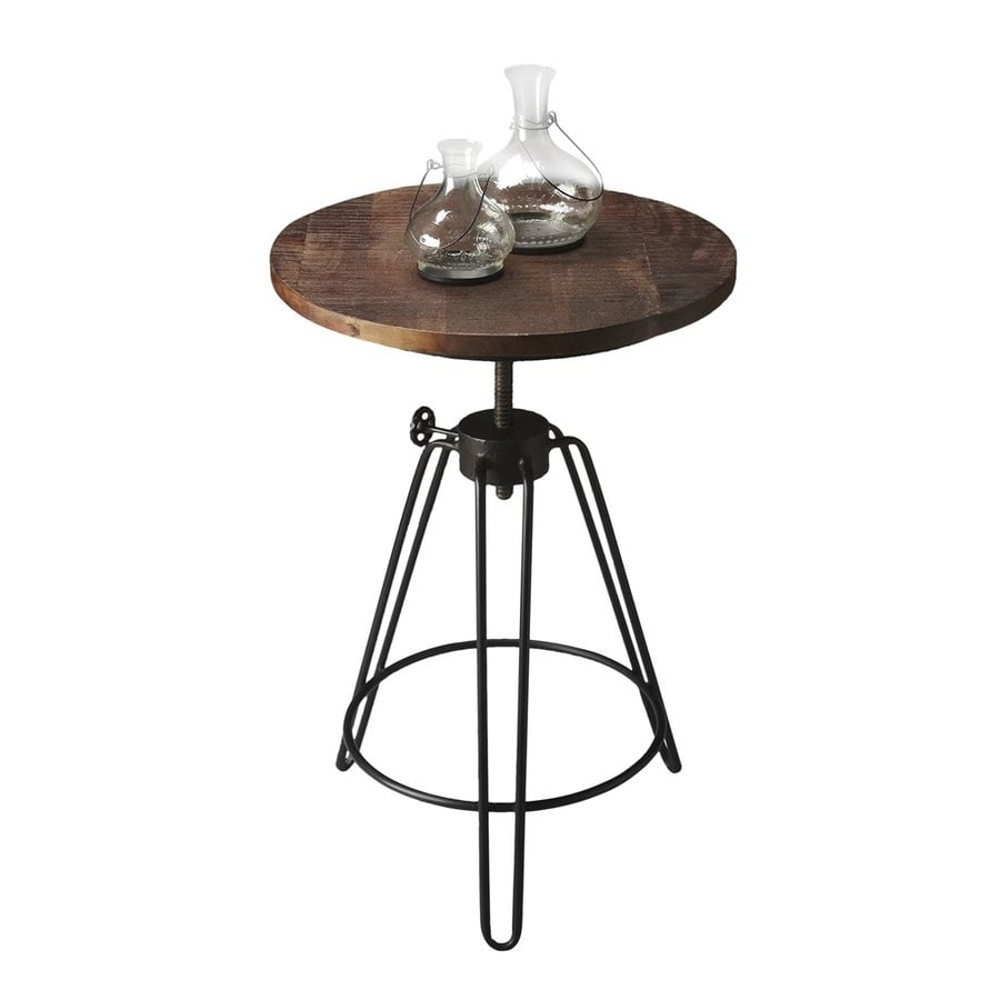 Butler Specialty Metalworks Sheesham End Table