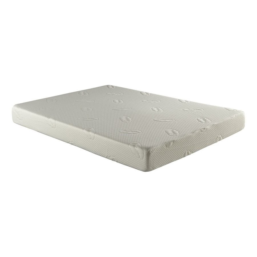 Atlantic Furniture Siesta Twin Memory Foam Mattress
