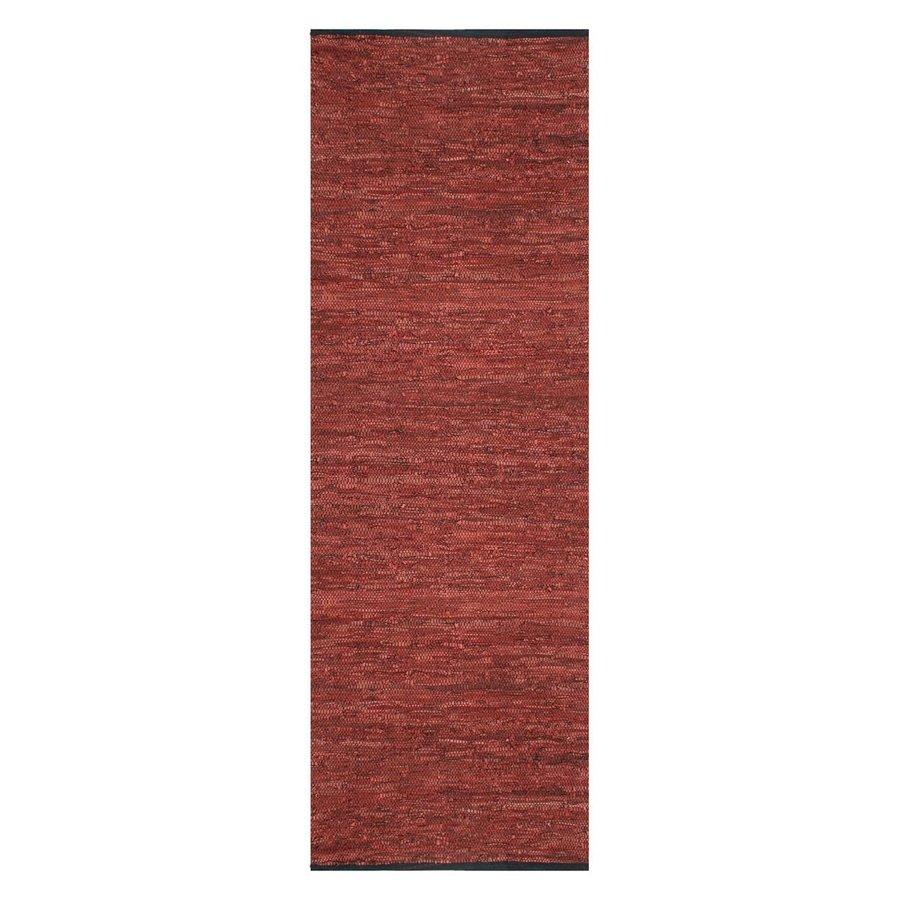 ST CROIX TRADING Matador Copper Rectangular Indoor Handcrafted Runner (Common: 2 X 12; Actual: 2.5-ft W x 12-ft L)