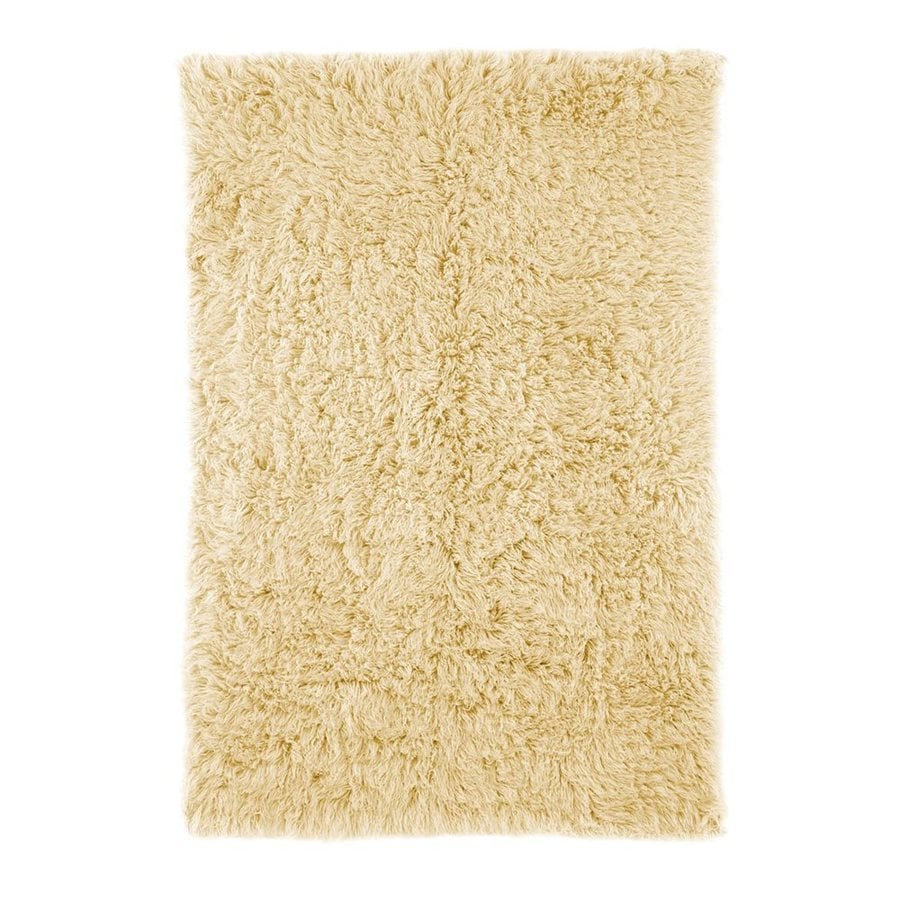 nuLOOM Natural Rectangular Indoor Handcrafted Area Rug (Common: 4 X 6; Actual: 4-ft W x 6-ft L)