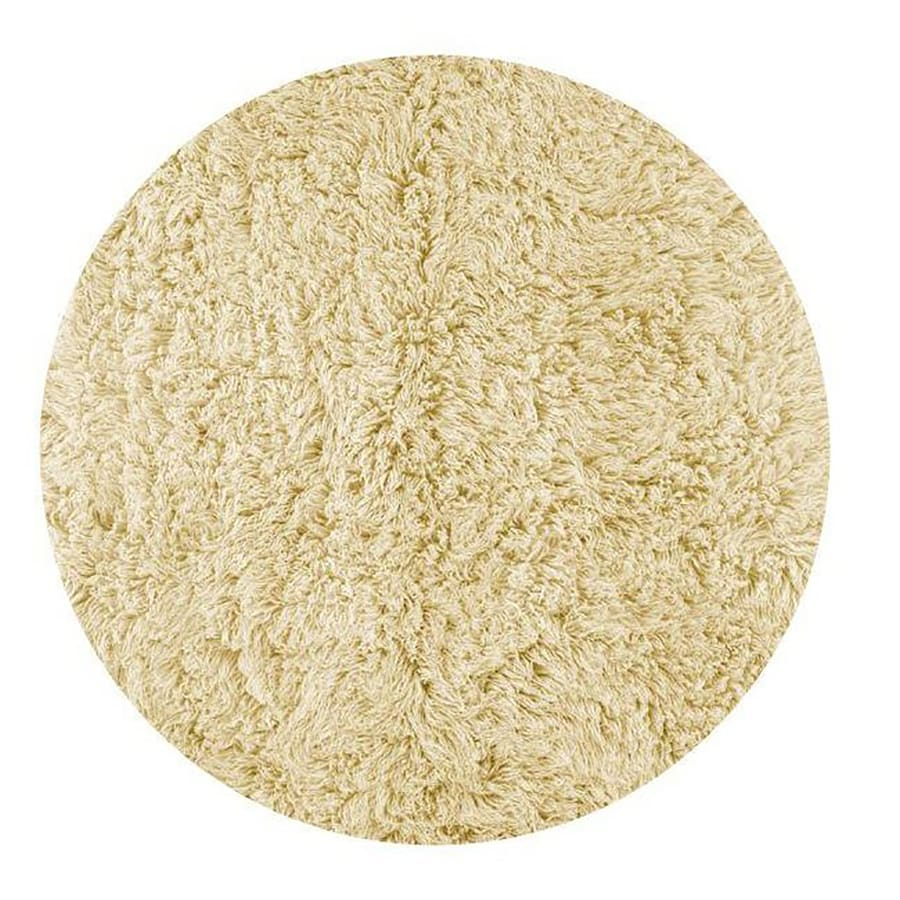nuLOOM Natural Round Indoor Handcrafted Area Rug (Common:; Actual: W x L x 5-ft dia)