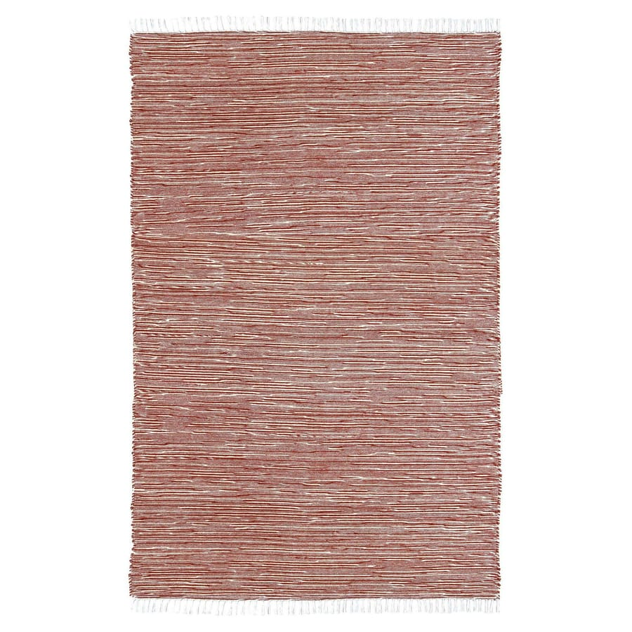 ST CROIX TRADING Complex Copper Rectangular Indoor Handcrafted Area Rug (Common: 5 X 8; Actual: 5-ft W x 8-ft L)