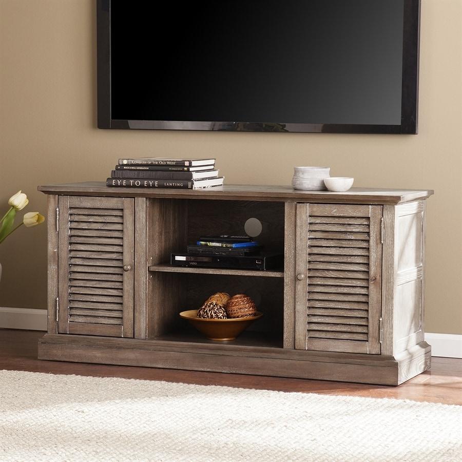 Boston Loft Furnishings Jaslo Burnt Oak TV Cabinet