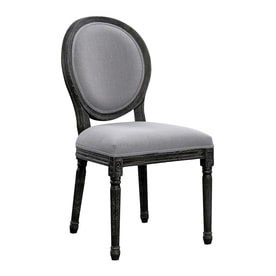 scott living set of 2 grey side chairs