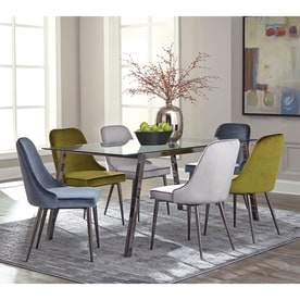 Scott Living Glass Dining Table
