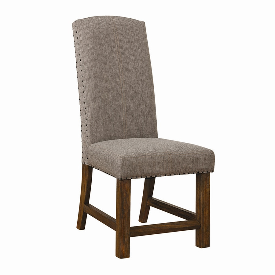 Genial Scott Living Set Of 2 Grey Parsons Chair