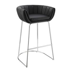scott living dixon set of 2 modern bar stools