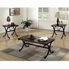 Scott Living 3-Piece Brown Accent Table Set  sc 1 st  Loweu0027s & Shop Accent Table Sets at Lowes.com
