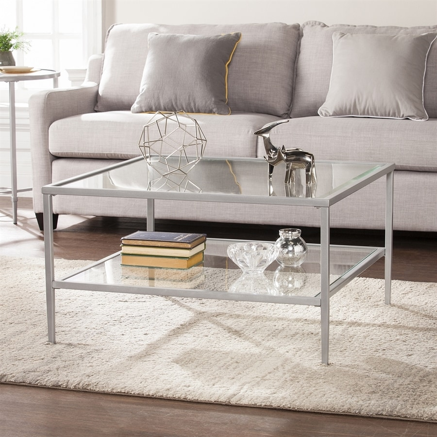 Boston Loft Furnishings Kerym Glass Coffee Table