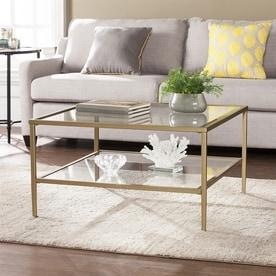 Boston Loft Furnishings Kerym Glass Coffee Table