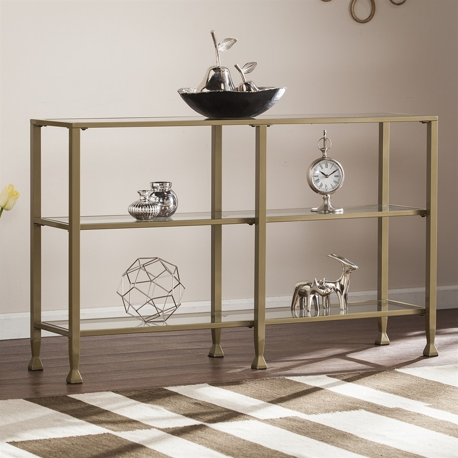Boston Loft Furnishings Lea Console Table