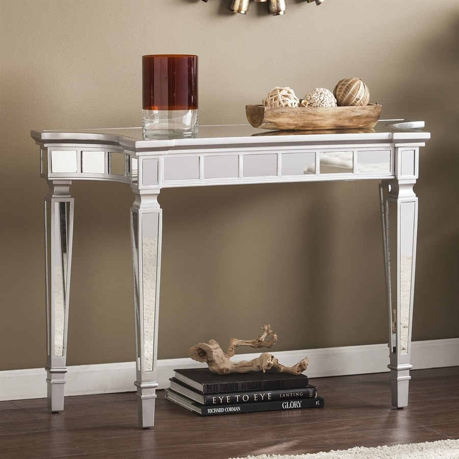 Boston Loft Furnishings Glalie Fir Console Table