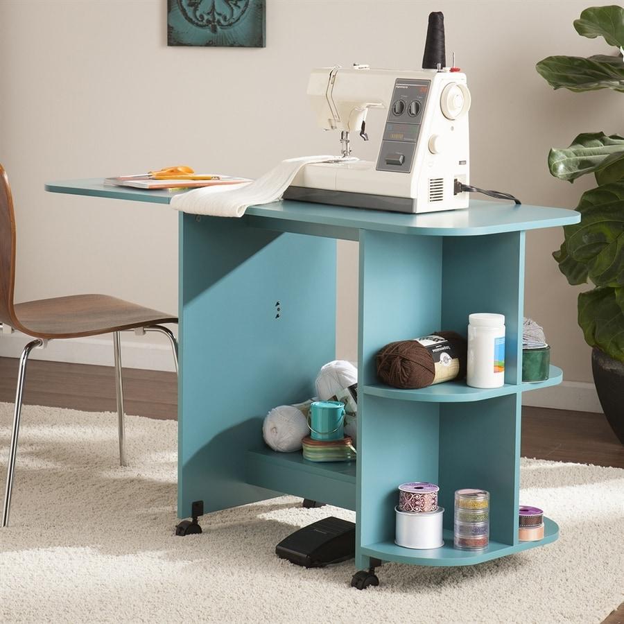 Boston Loft Furnishings Turquoise Desk