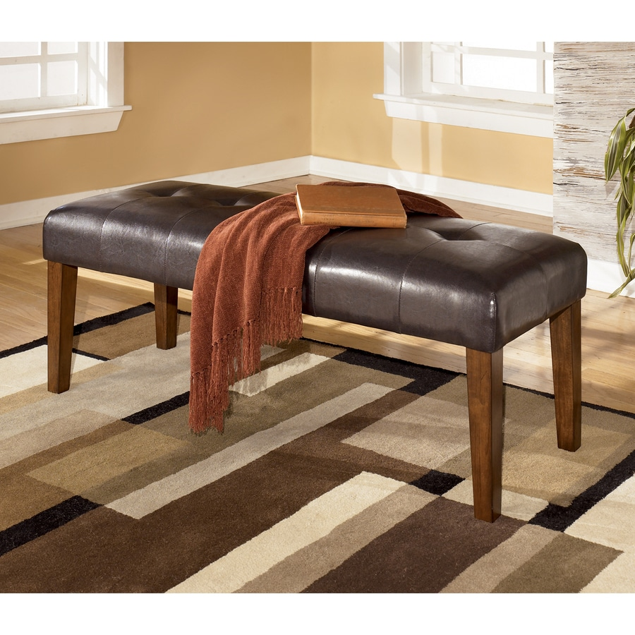 Signature Design by Ashley Lacey Brown Dining Bench