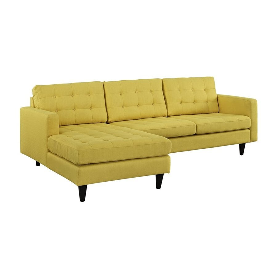 Modway Empress Midcentury Sunny Sectional