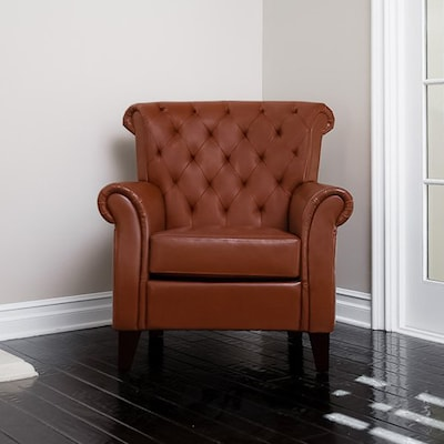 Miraculous Best Selling Home Decor Franklin Casual Hazelnut Faux Ncnpc Chair Design For Home Ncnpcorg